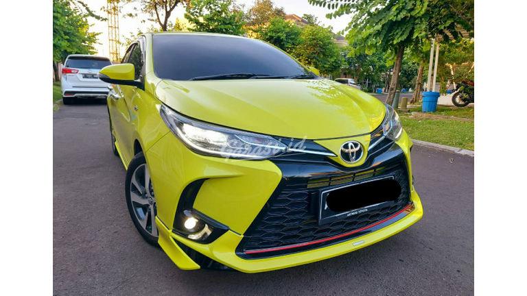 2020 Toyota Yaris S TRD - Mobil Pilihan (preview-0)