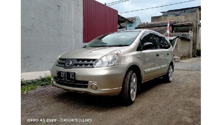 2008 Nissan Grand Livina Xv - Istimewa Siap Pakai (preview-0)