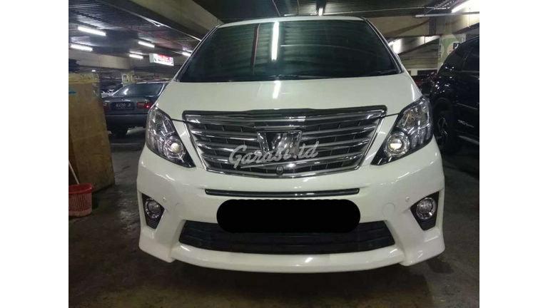 2013 Toyota Alphard at - SIAP PAKAI! (preview-0)