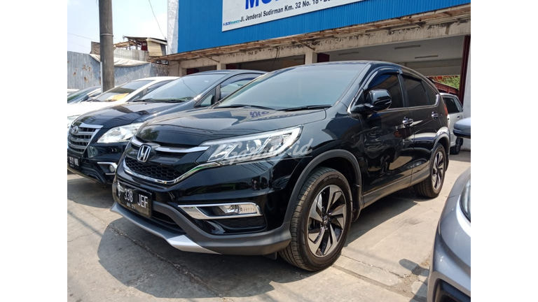 2016 Honda CR-V Prestige - Sangat Istimewa (preview-0)