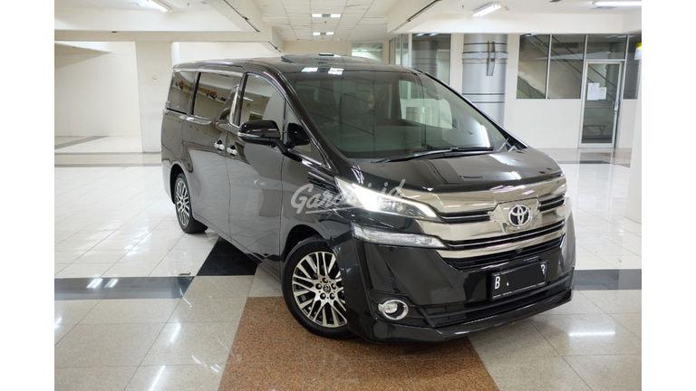 2015 Toyota Vellfire G atpm - Mobil Pilihan (preview-0)