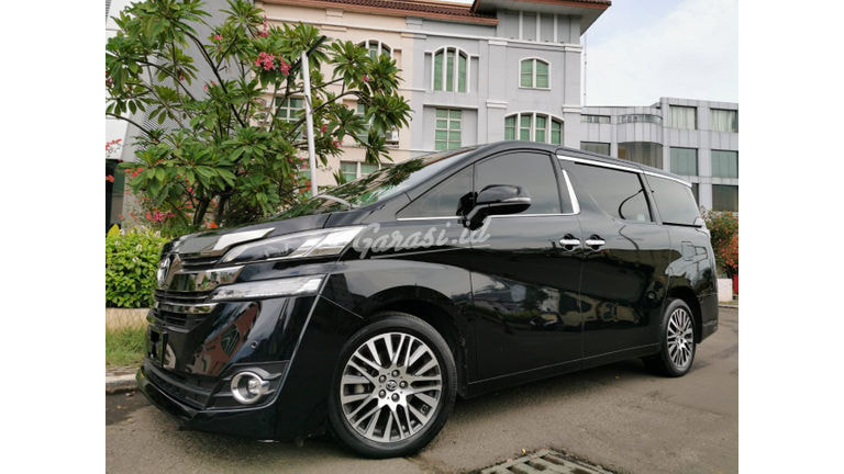 2016 Toyota Vellfire G ATPM - Mobil Pilihan (preview-0)
