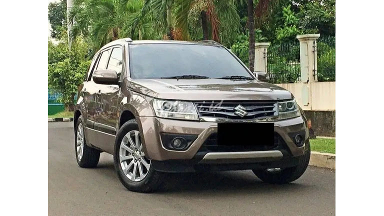 2012 Suzuki Grand Vitara - Barang Bagus, Harga Menarik (preview-0)