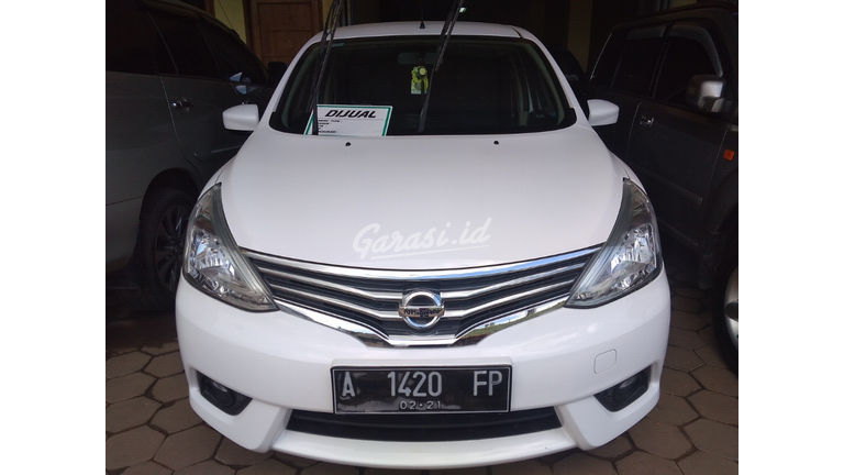 2015 Nissan Grand Livina 1.5 XV MT - Istimewa KM Antik (preview-0)