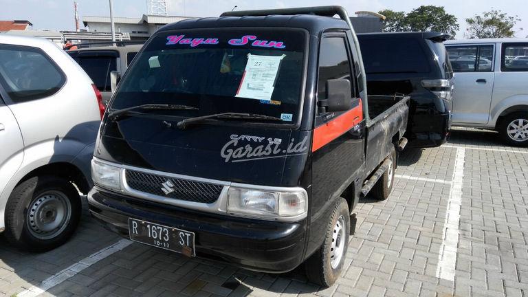 Jual Mobil Bekas 2014 Suzuki Carry Pick Up 1 5 Kota Bogor 00by199