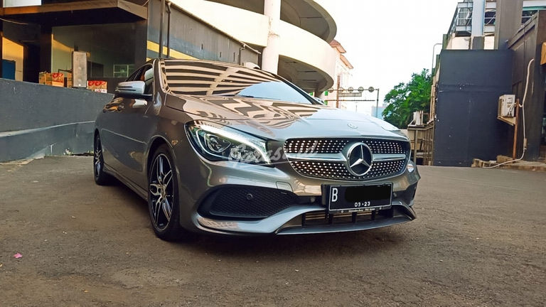 2018 Mercedes Benz CLA 200 sport AMG - Unit Istimewa (preview-0)