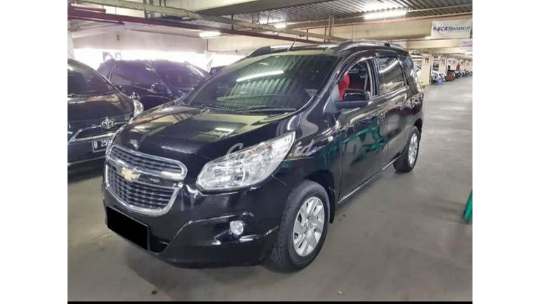 2014 Chevrolet Spin LTZ - Mobil Pilihan (preview-0)