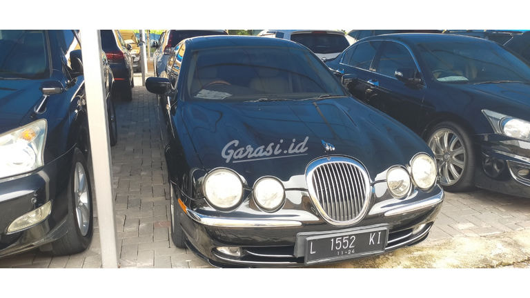 1998 Jaguar S-Type V6 - Sangat Istimewa Seperti Baru Ready For Credit (preview-0)