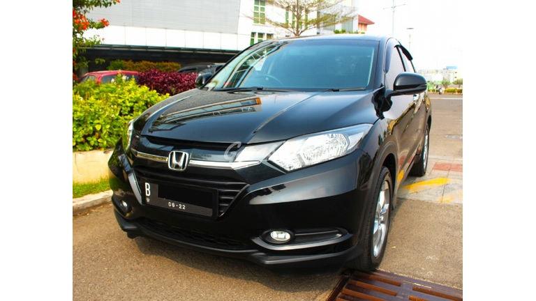 2017 Honda HR-V E cvt at - barang bagus, siap tukar tambah (preview-0)