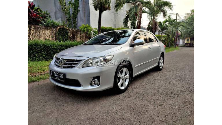 2010 Toyota Corolla Altis G - Istimewa Siap Pakai (preview-0)