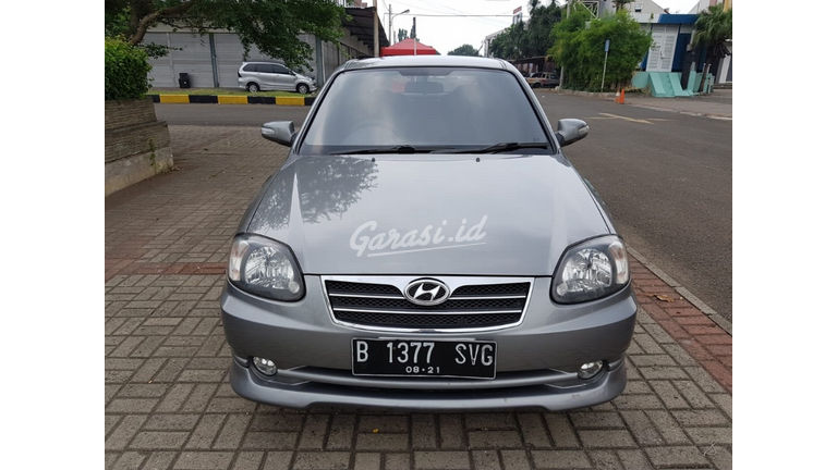 2011 Hyundai Avega GX - Barang Istimewa Dan Harga Menarik Murah Jual Cepat Proses Cepat (preview-0)