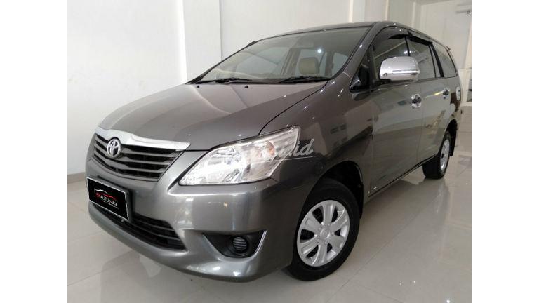 2013 Toyota Kijang Innova J - Bisa Nego (preview-0)