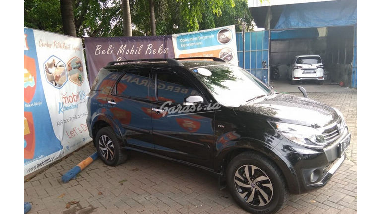 Jual Mobil Bekas 2016 Toyota Rush G Jakarta Pusat 00cr758 Garasi Id
