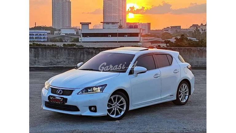 2012 Lexus CT 200 - Service Record (preview-0)