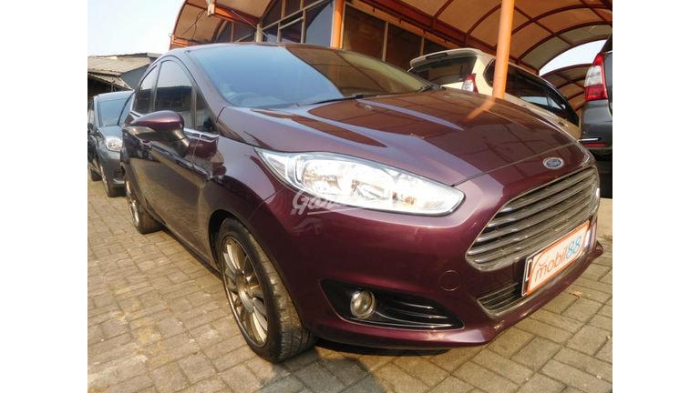 2014 Ford Fiesta S - Barang Bagus Siap Pakai (preview-0)