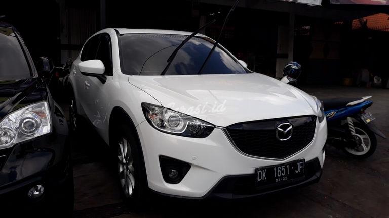 2011 Mazda 5 CX 5 - Barang Bagus Siap Pakai (preview-0)