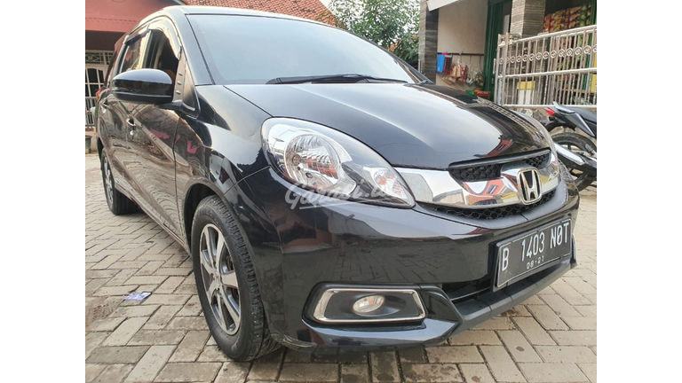 2016 Honda Mobilio E Prestige - MPV favorit, kondisi istimewa, low KM, no PR (preview-0)