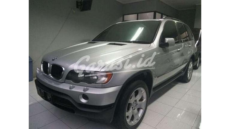 Jual Mobil Bekas 2001 Bmw X5 3 0 Awd Kota Bandung 00bu111 Garasi Id