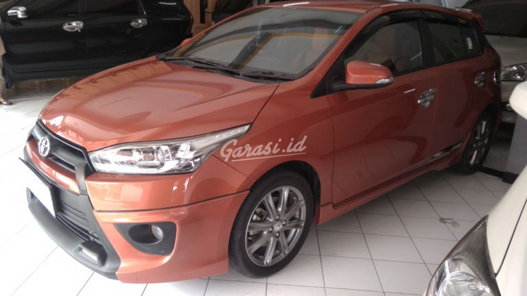 2016 Toyota Yaris TRD SPORT - Barang Mulus (preview-0)