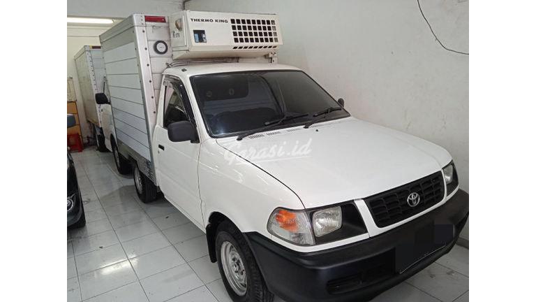 2003 Toyota Kijang Box Freezer - Freezer Berfungsi, Kir Dan Pajak Baru (preview-0)