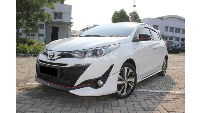 2019 Toyota Yaris trd sportivo - Mobil Pilihan (preview-0)