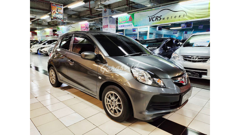 2014 Honda Brio S - KHUSUS yang cari kondisi SUPER ISTIMEWA surabaya (preview-0)