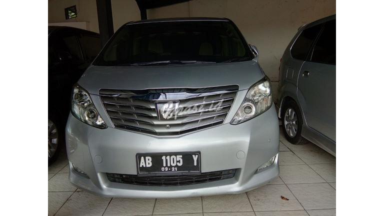 2009 Toyota Alphard - Terawat Siap Pakai (preview-0)
