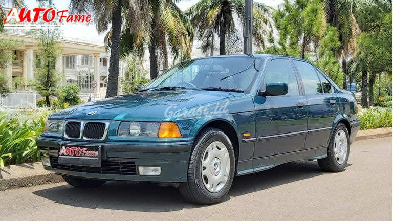 1997 BMW 3 Series E36 - Boston Green Full Original KM 24RB !!! (preview-0)