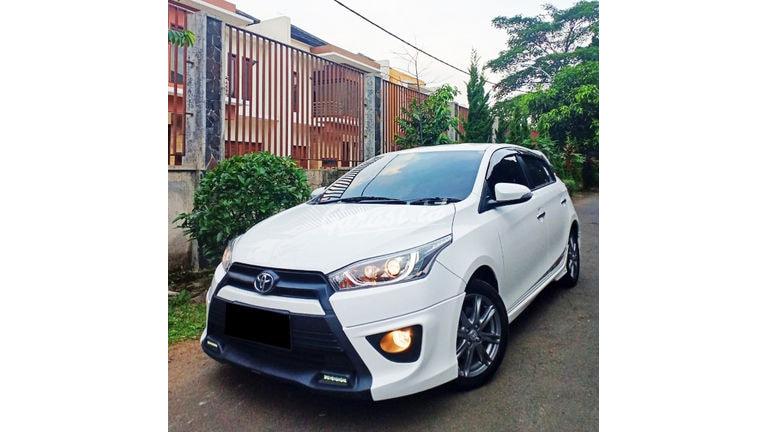 2016 Toyota Yaris TRD Sportivo - Mobil Pilihan (preview-0)