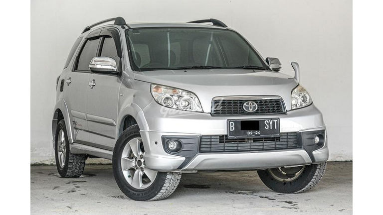 2014 Toyota Rush S TRD (preview-0)