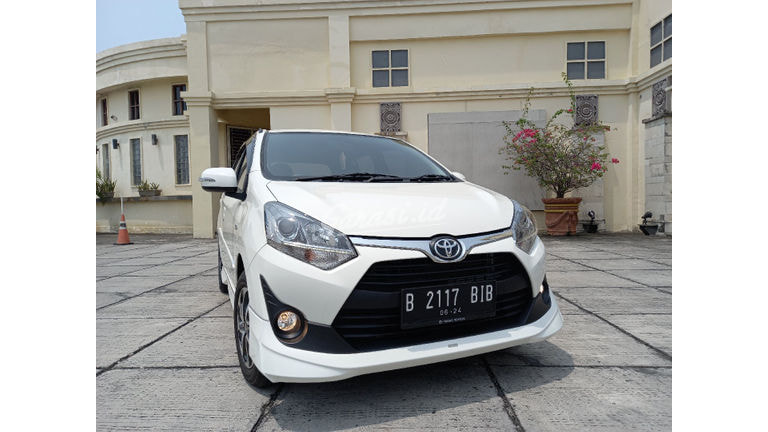 2019 Toyota Agya S TRD - Mobil Pilihan (preview-0)