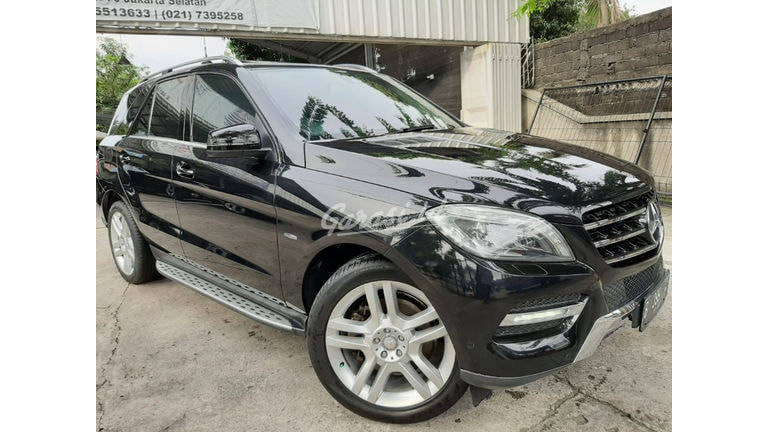 2013 Mercedes Benz ML-Class ML 350 W 166 - Istimewa Pilihan Ready for Credit (preview-0)