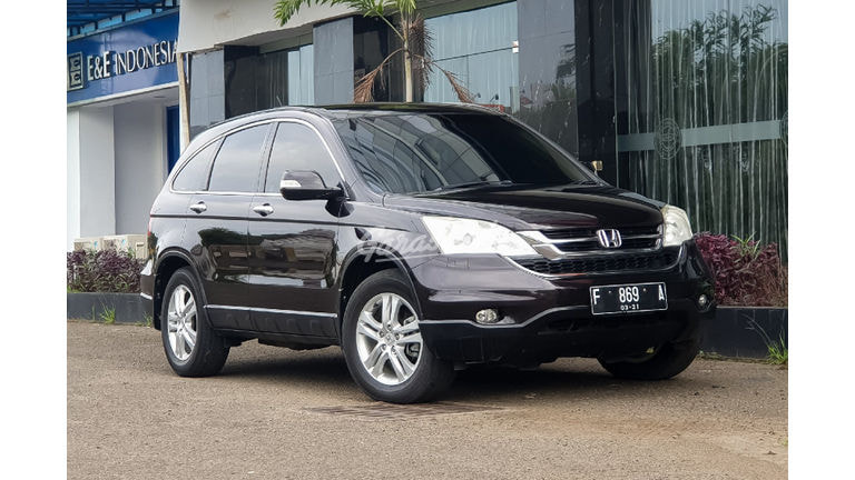Jual Mobil Bekas 2010 Honda CR-V 2.4 Jakarta Selatan ...