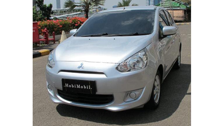 2012 Mitsubishi Mirage GLX - Harga Terjangkau (preview-0)