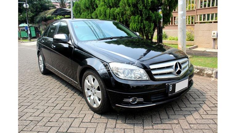 2008 Mercedes Benz C-Class C200 (preview-0)