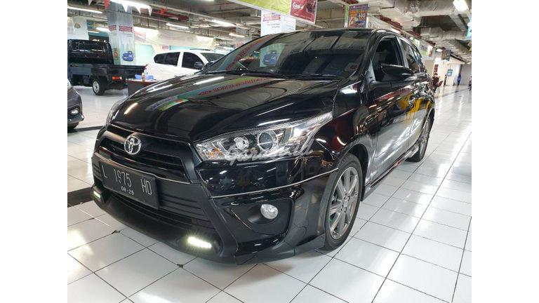 2015 Toyota Yaris S TRD - Mobil Pilihan (preview-0)