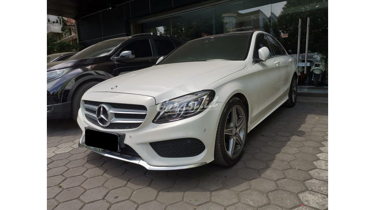 2014 Mercedes Benz C-Class 250 - Mobil Pilihan (preview-0)