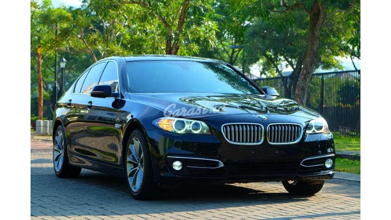2014 BMW 5 Series 520d - Garansi Bebas Tabrak dan Banjir (preview-0)