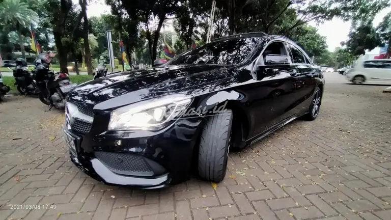 2018 Mercedes Benz C-Class CLA200  AMG - Mobil Pilihan (preview-0)
