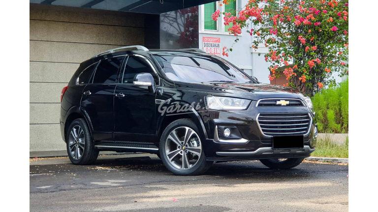 2016 Chevrolet Captiva Ltz 2.0 Diesel AT - Mobil Pilihan (preview-0)