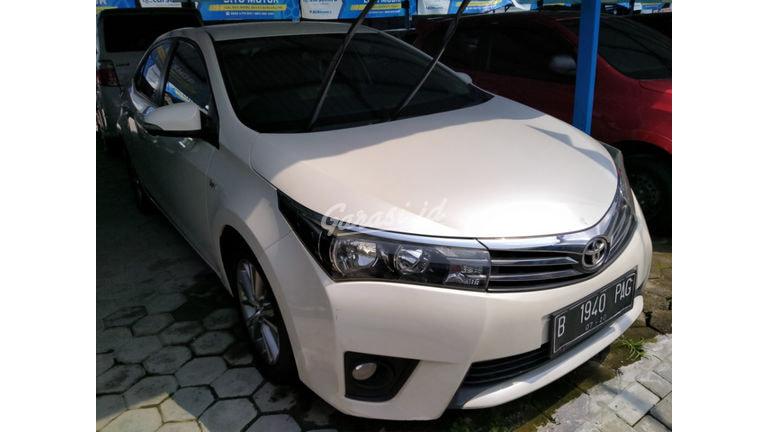 2014 Toyota Corolla Altis G - Good Condition (preview-0)