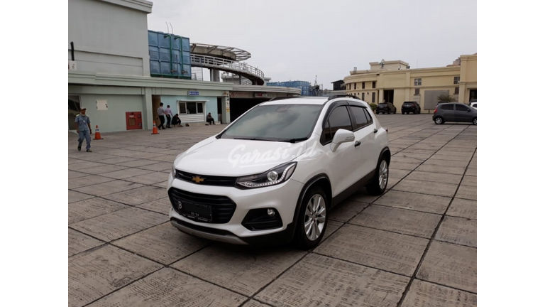2017 Chevrolet Trax LTZ AT - Unit Istimewa (preview-0)