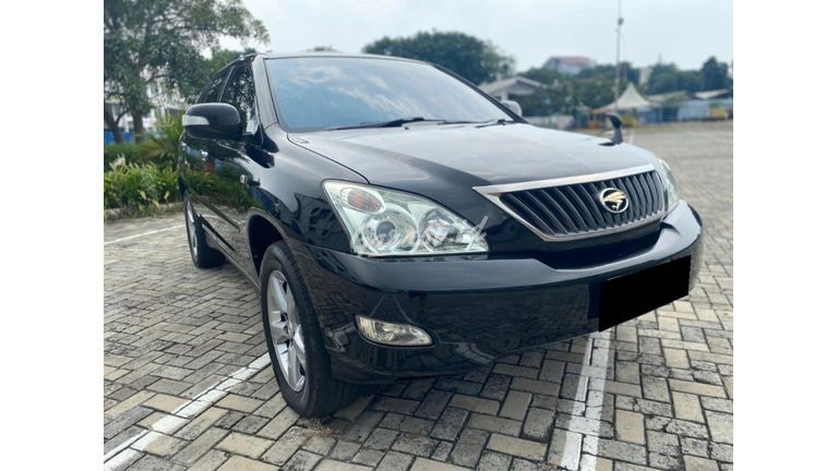 2010 Toyota Harrier (preview-0)