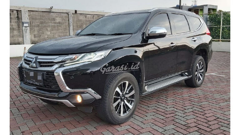 2018 Mitsubishi Pajero dakar - Mobil Pilihan (preview-0)
