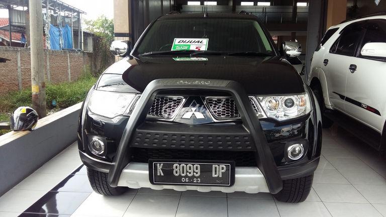 2012 Mitsubishi Pajero Sport Dakar - Barang Mulus (preview-0)