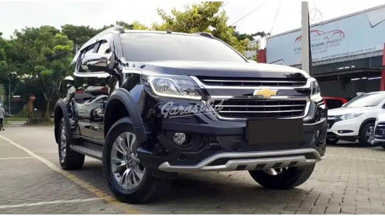 2019 Chevrolet Trailblazer LTZ - Mobil Pilihan (preview-0)