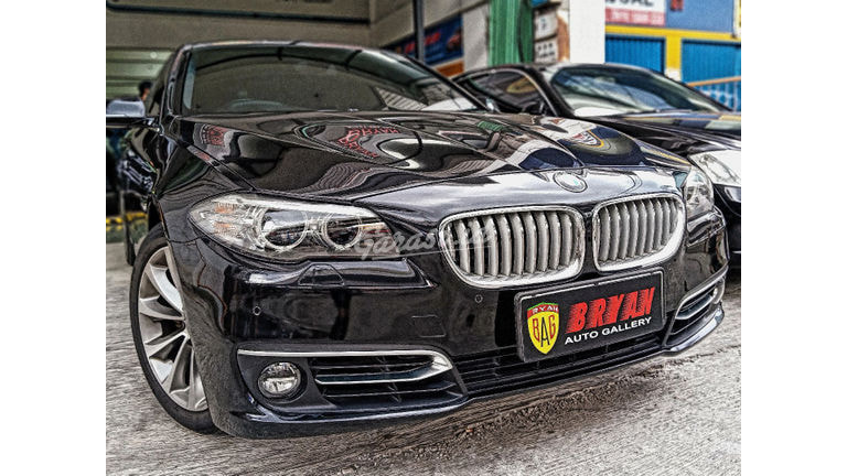 2014 BMW 5 Series BMW 520 MODERN LINE - LOW KM SIMPANAN PAKAI PRIBADI (preview-0)