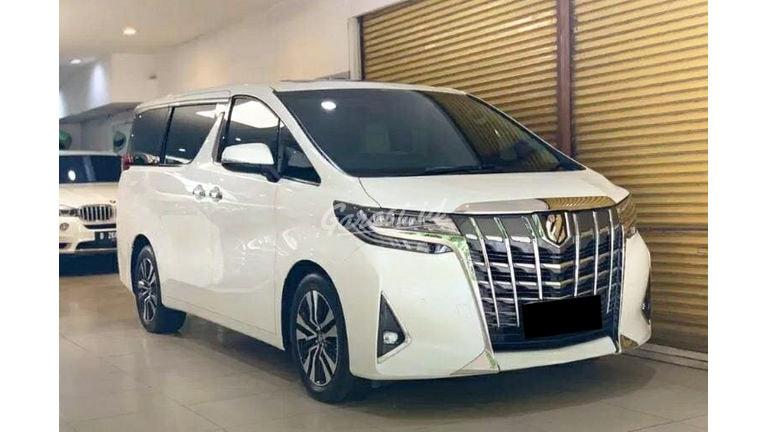 2018 Toyota Alphard 2.5 G - Mobil Pilihan (preview-0)
