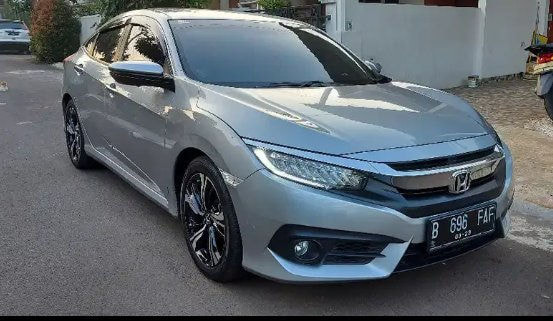 2018 Honda Civic Turbo - Full upgrade istimewa (preview-0)