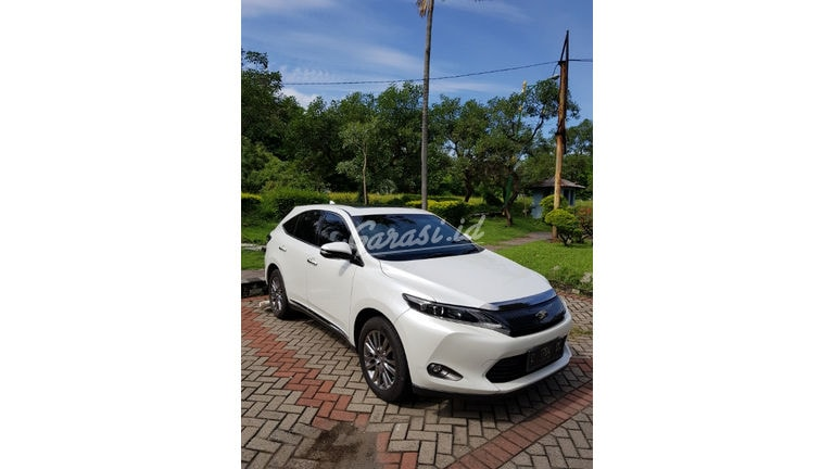 2015 Toyota Harrier Adv aless heater - black interior . audio +- 175jt (preview-0)